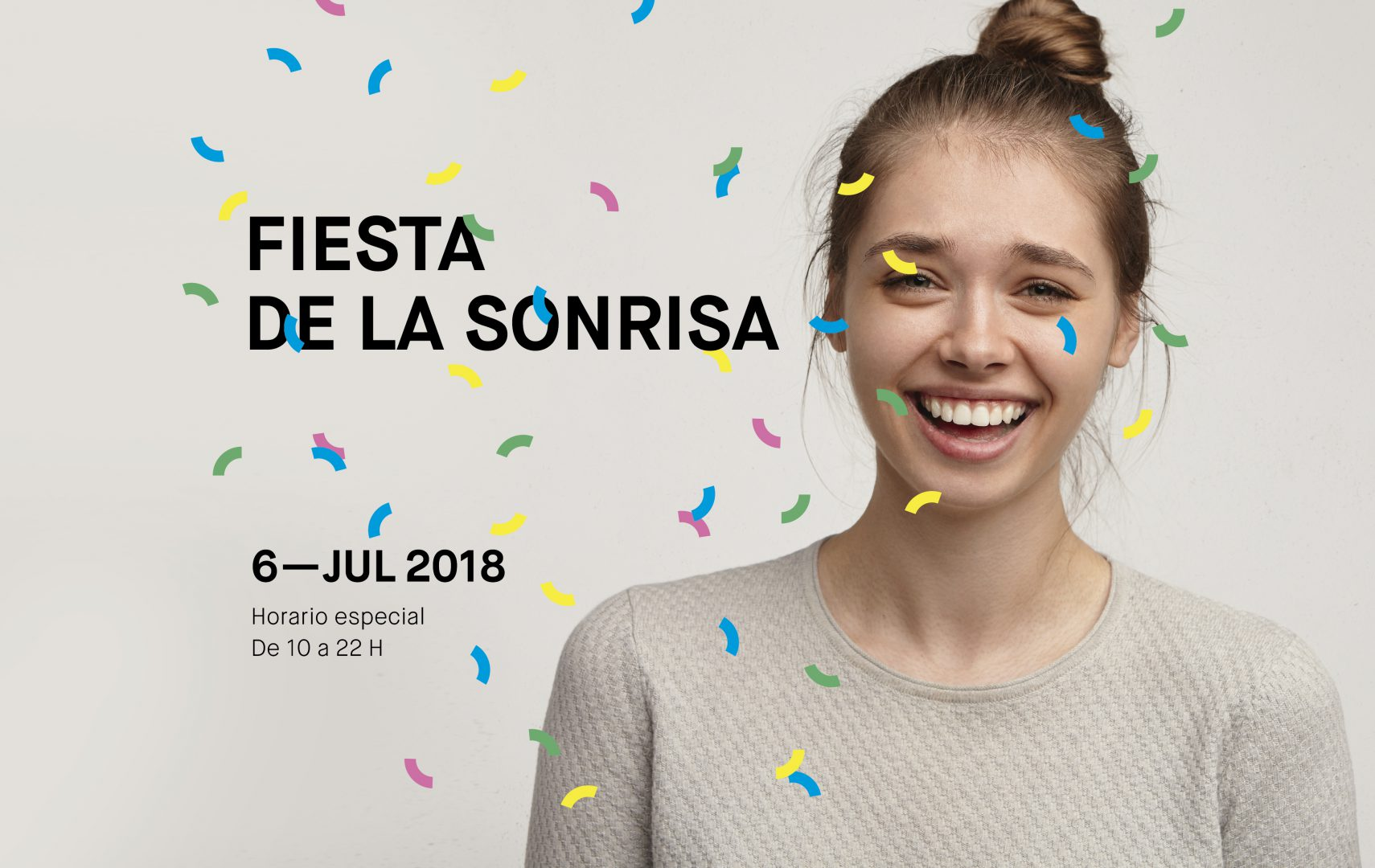 Primera Fiesta de la Sonrisa en ENLÍNEA