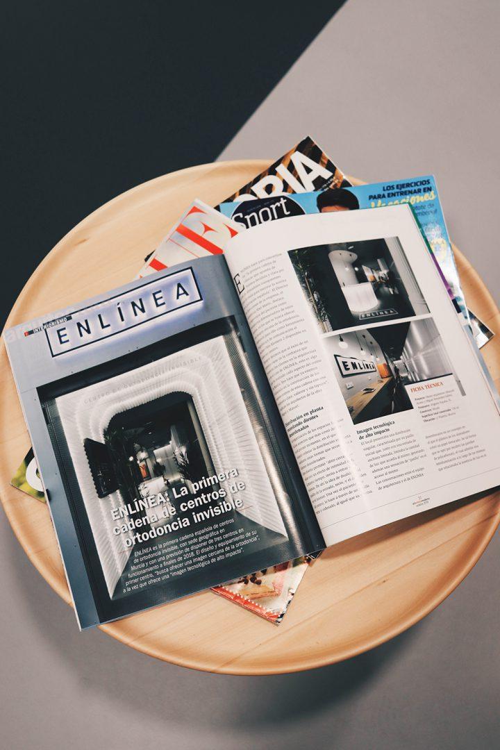 La revista Dentista Moderno acoge entre sus páginas a Centros ENLÍNEA.