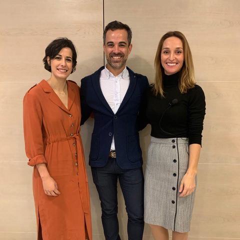 La Jefa de Alineación, Ana Pardo, asiste al Study Club celebrado por Invisalign