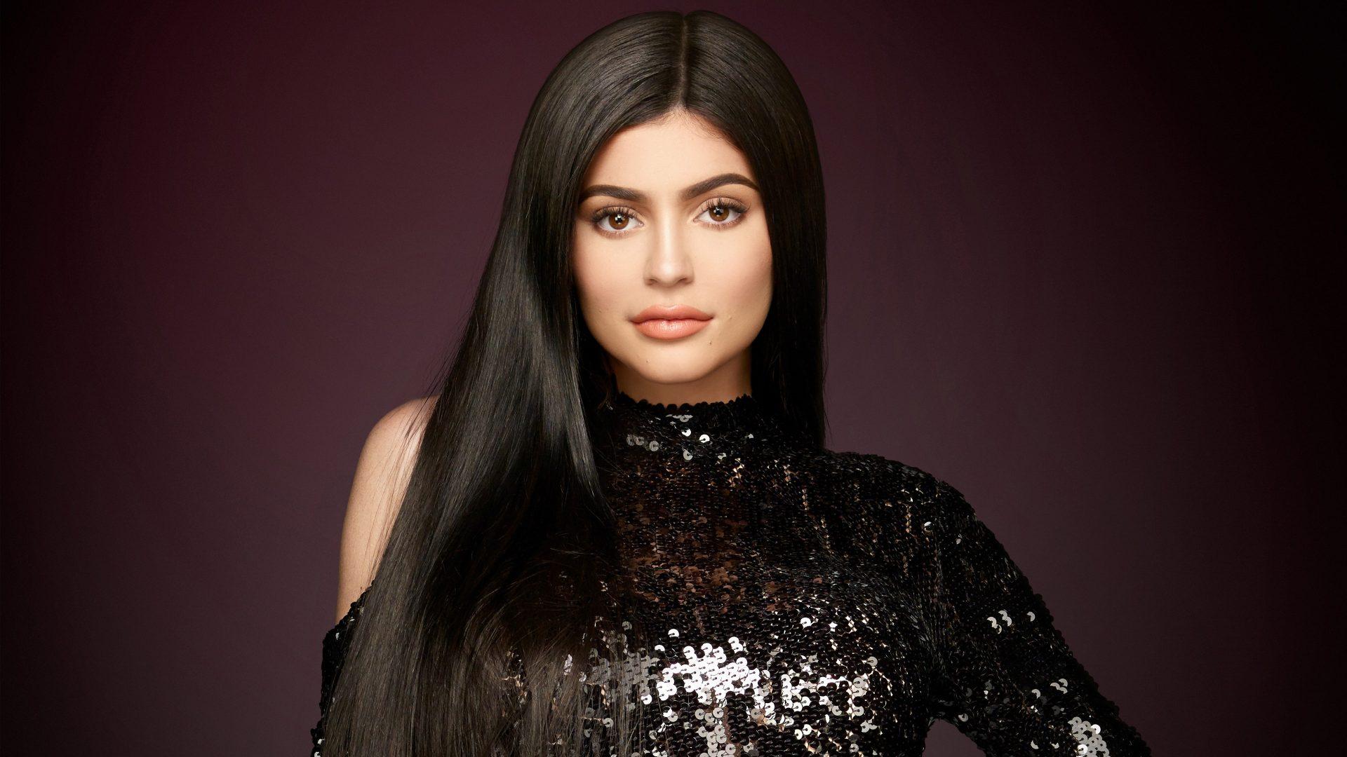 Foto de la famosa Kylie Jenner