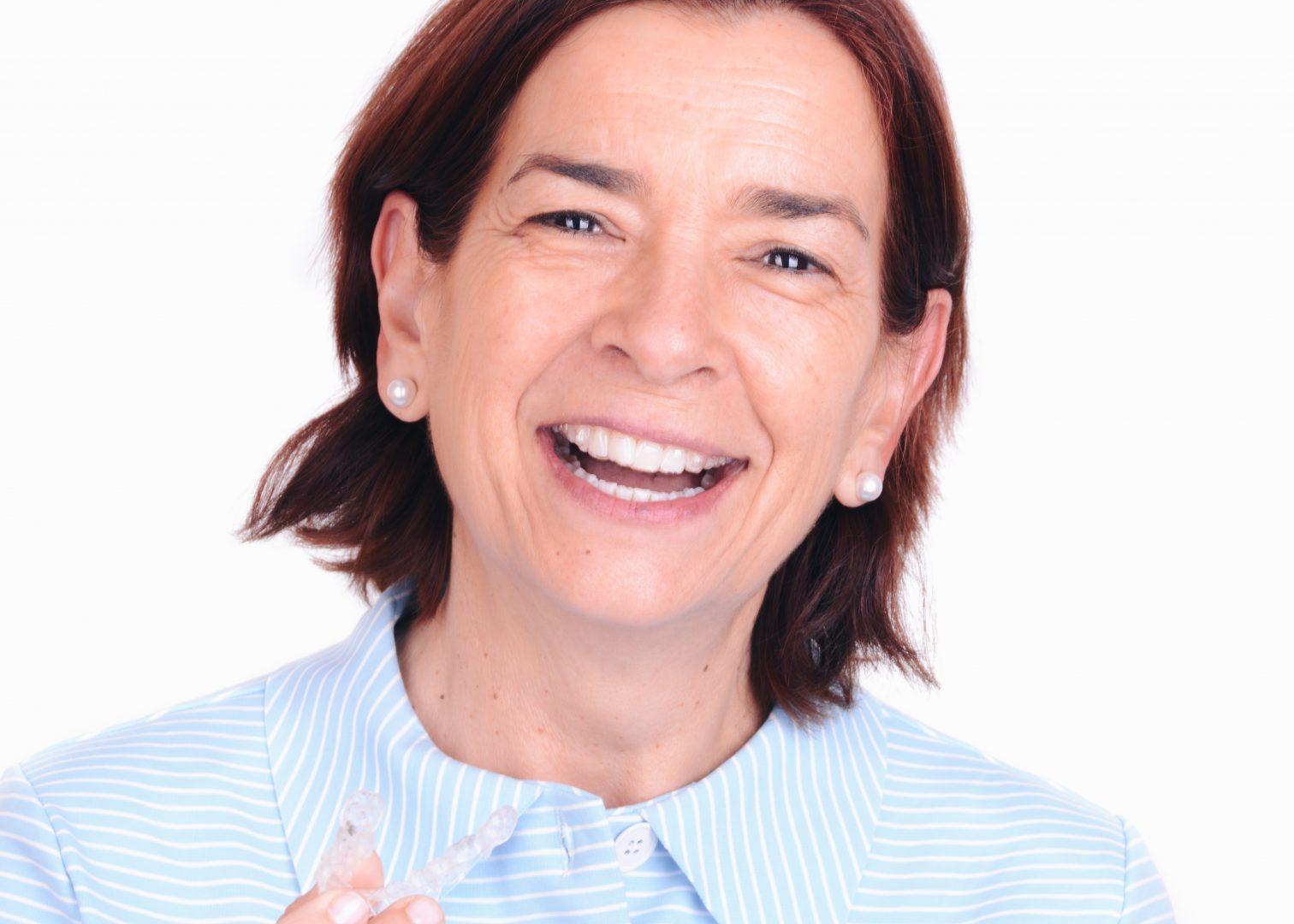 Ortodoncia invisible para adultos