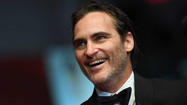 El actor Joaquin Phoenix antes de rodar el Joker