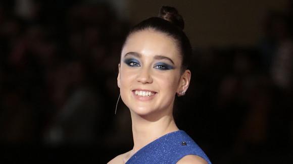 La actriz María Pedraza
