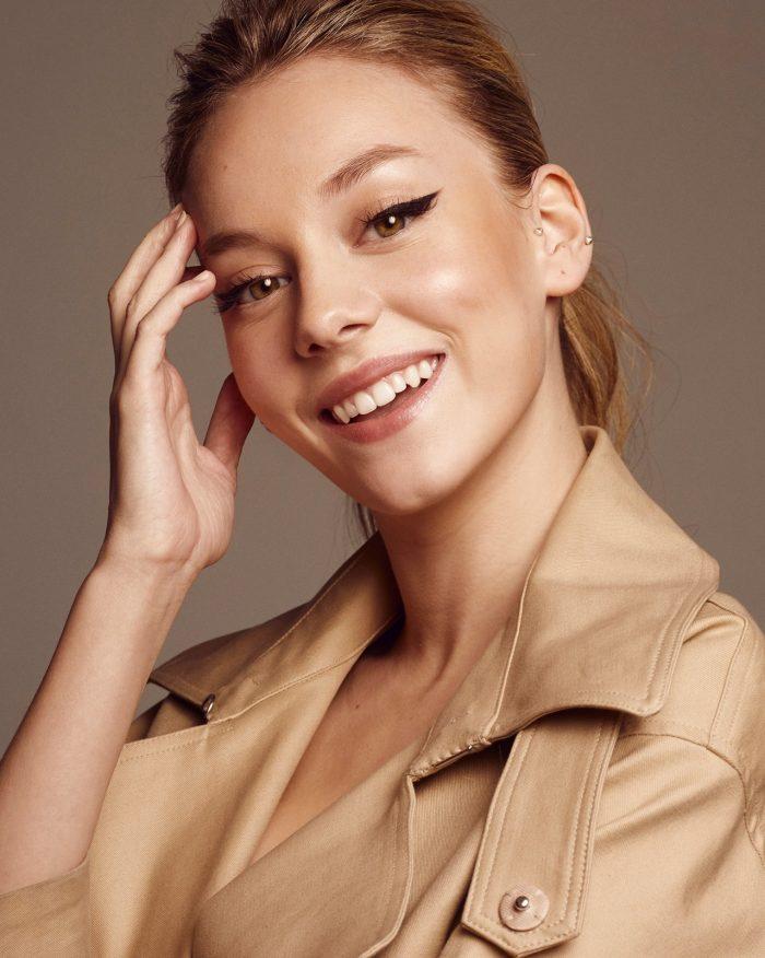 Ester Expósito sonriendo