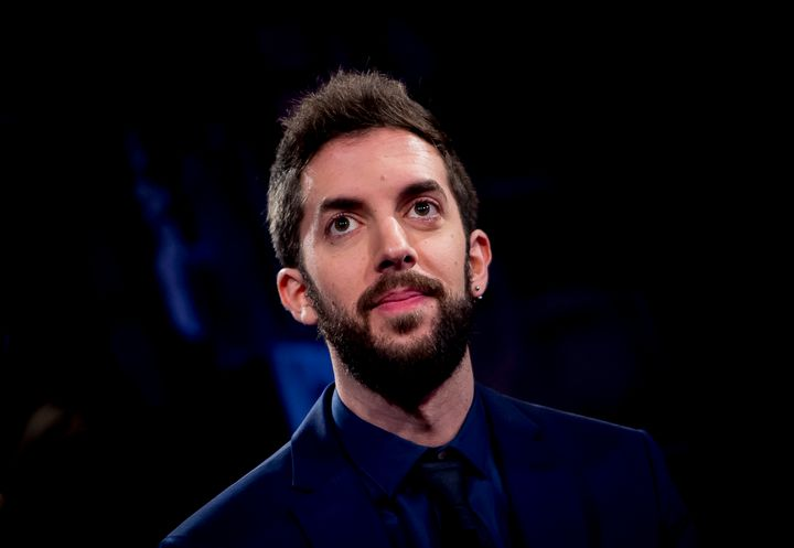 El presentador de televisión David Broncano