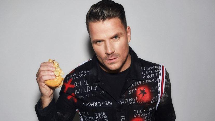 Imagen promocional del cantante Dani Martín