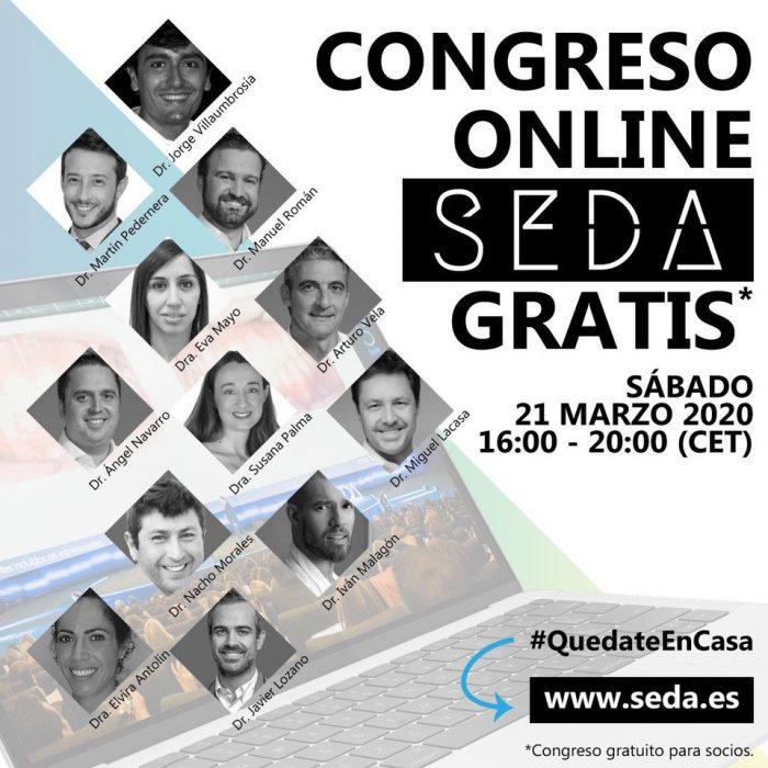 El congreso SEDA acoge la presentación del doctor Lozano Zafra